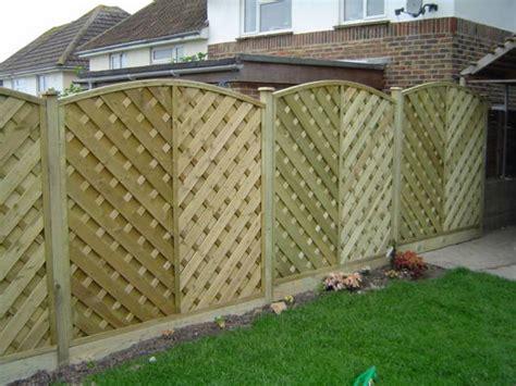 garden fence pannels
