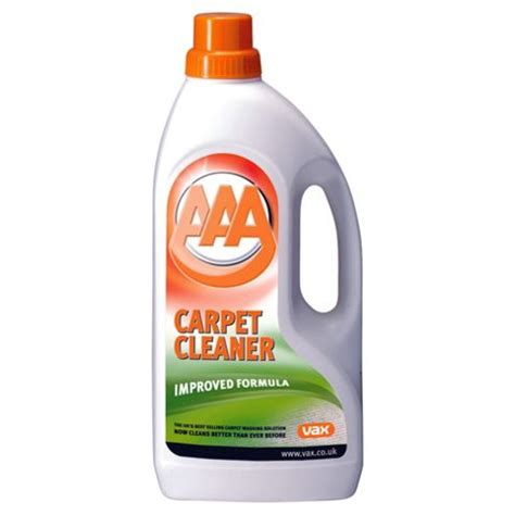 Rug Cleaner Solution by Buy Vax Aaa Carpet Cleaning Solution 1 5l From Our Vax