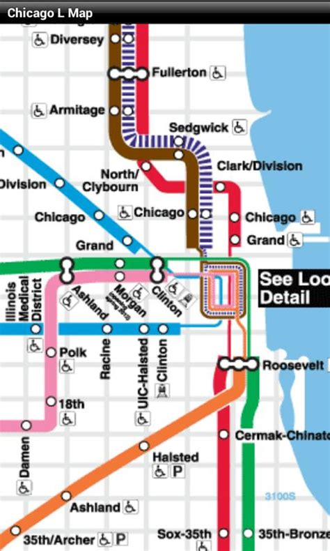 chicago l map chicago l map android apps on play