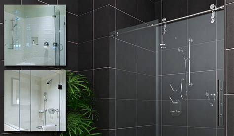 How To Clean Sliding Shower Doors Sliding Glass Shower Door Installation Repair Va Md Dc