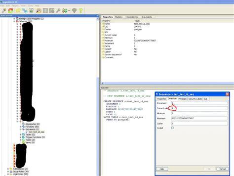 Postgresql Rename Table by Postgresql Autoincrementing Serial Data Type Stack