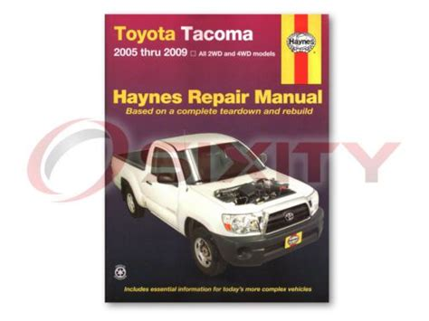 service and repair manuals 2003 toyota tacoma auto manual buy used 2003 toyota tacoma 4cylinder only 66k miles in turlock california united states