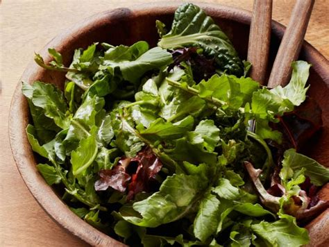 ina garten salad recipes green salad with creamy mustard vinaigrette recipe ina