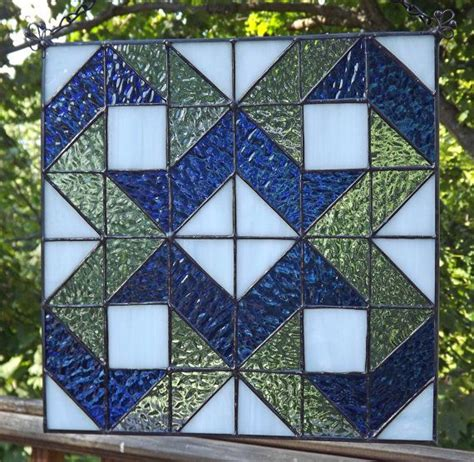 best 20 stained glass quilt ideas on blue