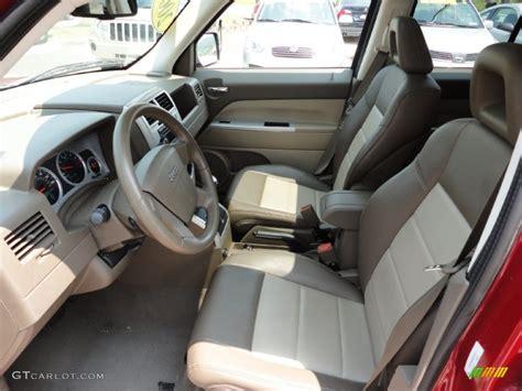 2008 Jeep Patriot Interior 2008 Jeep Patriot Limited 4x4 Interior Photo 50270832