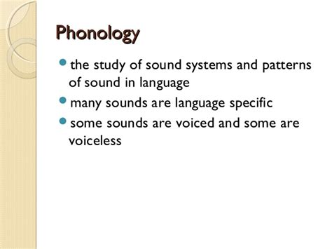 the pattern language and its enemies phonetics phonology and prosodic features