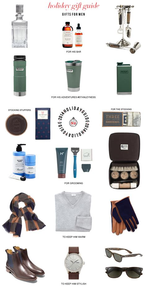 2014 holiday gift guide gifts for men a dose of pretty