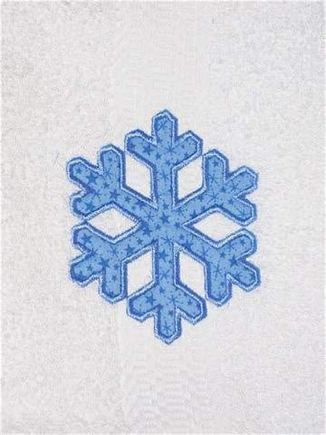 snowflake pattern for applique snowflake applique patterns appliq patterns