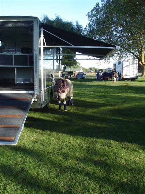 horse float awning horse floats trucks douglas outdoor living and auto