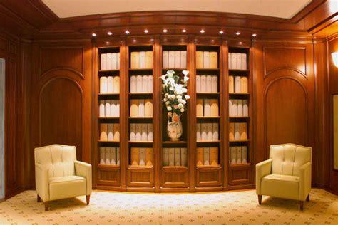 libreria porte di roma librerie e boiserie su misura lo cascio roma