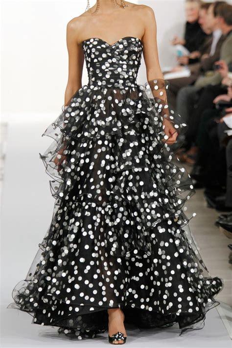 Black White Dot Dress W8179uzi D 1000 images about black white weddings on