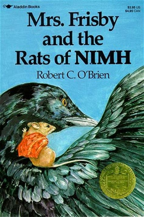 the secret of mrs books mrs frisby and the rats of nimh rats of nimh 1 by