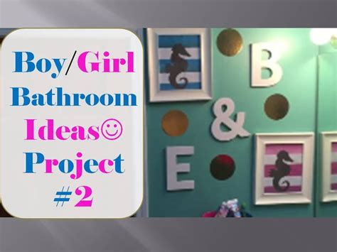 boy and girl bathroom ideas boy girl bathroom ideas project 2 mrsloveaboveall