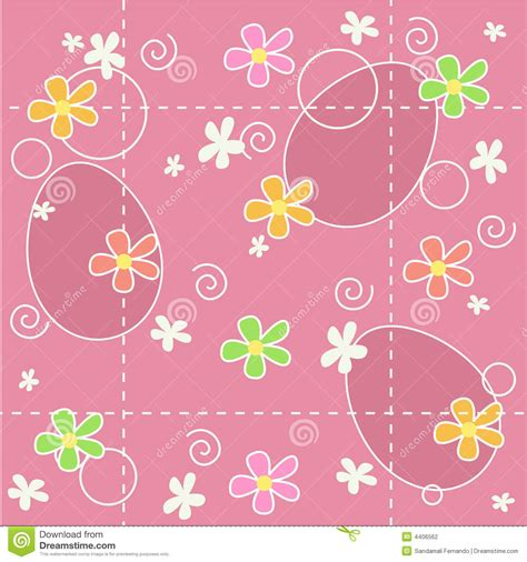free eastern pattern background easter background seamless pattern stock illustration