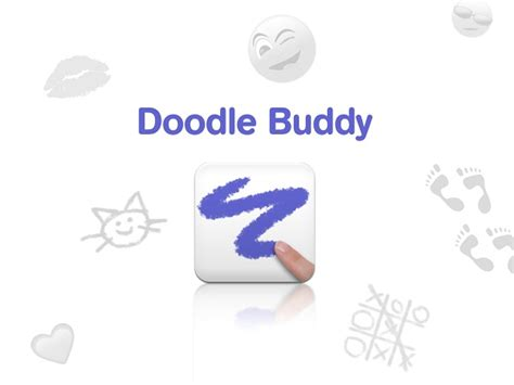 doodle buddy paint draw 7 iphone apps for designers pixel77