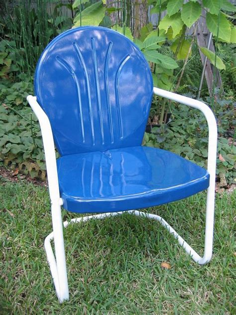 Diy Patio Chair Furniture How To Macrame A Vintage Lawn Chair How Tos Diy Colored Sling Patio Chairs Colored