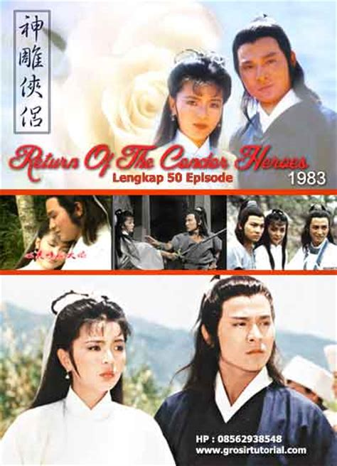 film silat mandarin jadul jual film return of the condor heroes 1983 sms wa