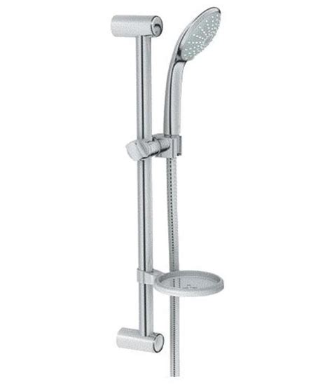 grohe euphoria buy grohe euphoria 110 duo shower rail set 27230000 at low price in india snapdeal