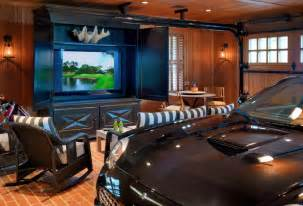 Man Cave Designs Garage Why Every Man Needs A Man Cave Freshome Com