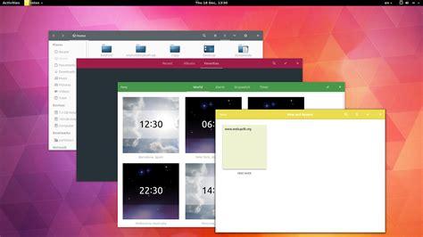 gnome gtk themes ubuntu paper new material design inspired gtk theme web upd8