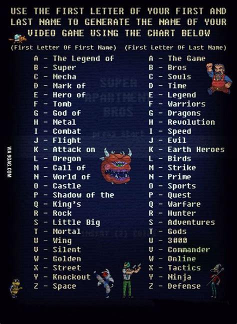 biography name generator best 25 gamer name generator ideas on pinterest gamer 4