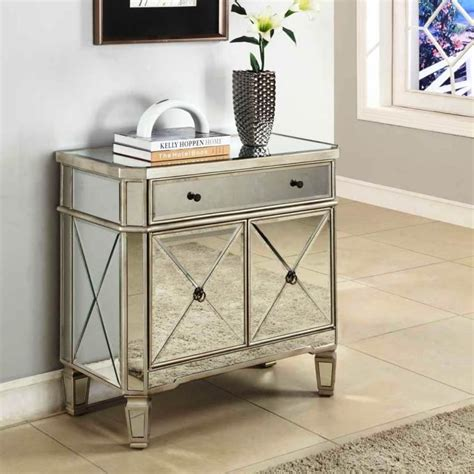 Bathroom Tables With Drawers by Mirrored Bathroom Vanity In 10 Enchanting Design Ideas