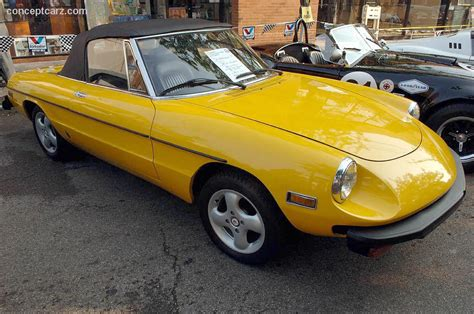 1978 alfa romeo spider value auction results and data for 1978 alfa romeo 2000 spider