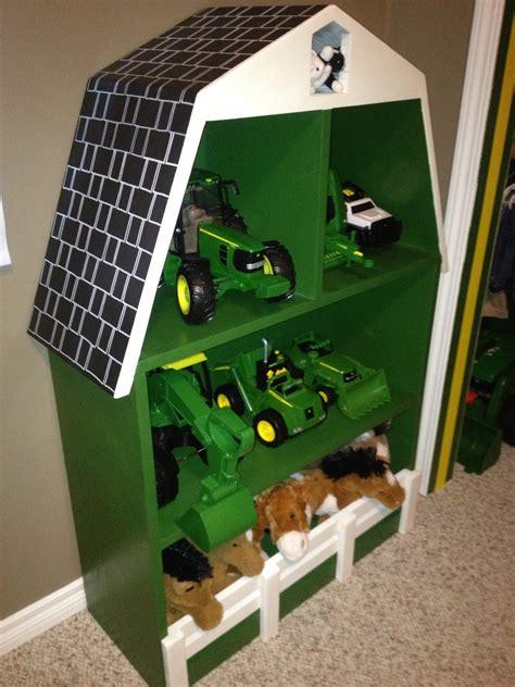 johns bedroom barn ana white john deere green barn shelf diy projects