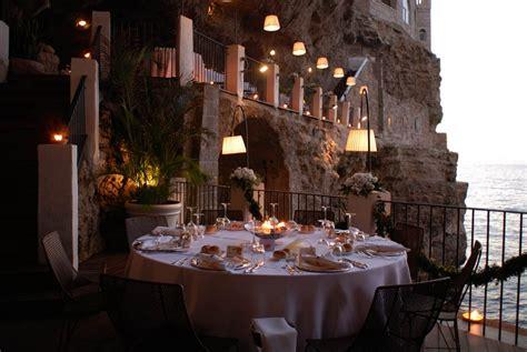 Hotel Ristorante Grotta Palazzese Seaside Cave Restaurant At Hotel Grotta Palazzese Italy
