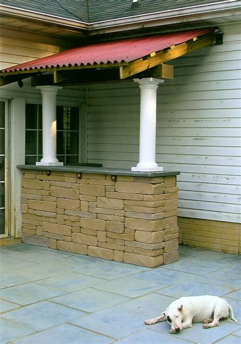 Fairways Grill Patio by J C Pryor Hardscaping Deco Wall Hanover Pa