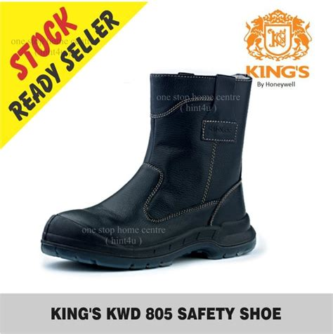 Safety Shoes Kws803 X kws 706 x size 5 sepatu kerja safety asli