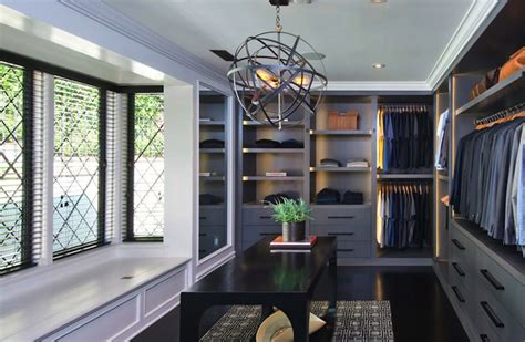 jeff lewis design mens walk in closet contemporary closet jeff lewis