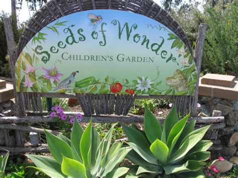 san diego botanical gardens with