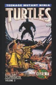 Mutant Turtles Classics Volume 8 mutant turtles color classics vol 3 8 reviews 2015 at comicbookroundup