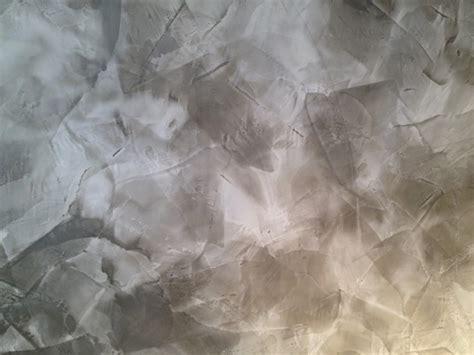 Venetian Plaster in Grey by ONYX   Mediterranean   Entry