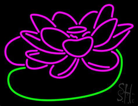 white neon light sign flower white neon sign wedding neon signs neon light