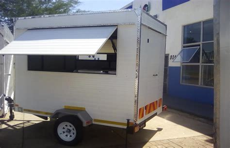 Mobile Kitchen 2 by Msf Trailer Manufacturers Mobile Kitchens Mobile