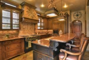 Tuscan Kitchen Designs Tuscan Interior Design Dwell Candy