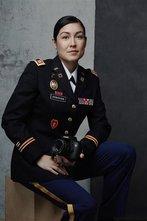 eomens appropriate hair for military uniform the women of the u s military a portrait series of the