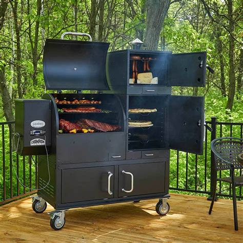 Louisiana Grill by Barrel Smoker Bbq Uk Check Now