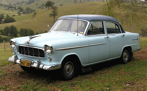 Six Car Garage 1956 59 holden fe fc the world s best multi purpose