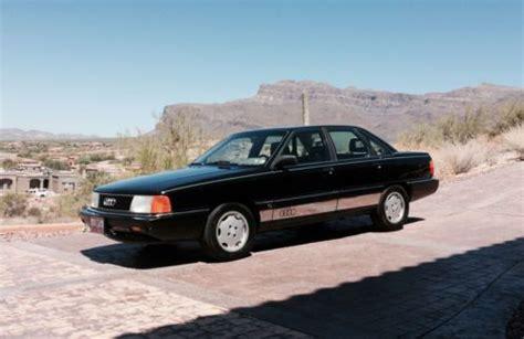 buy used 1991 audi 100 base sedan 4 door 2 3l in phoenix arizona united states