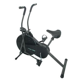 Sepeda Fitness Air Bike Tl 8202 Murah sepeda wind cycle anti gores tl8203 air bike total fitness