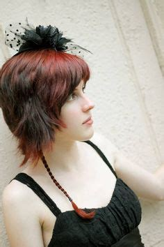 rat tail hairstyle women hairs on pinterest 407 pins