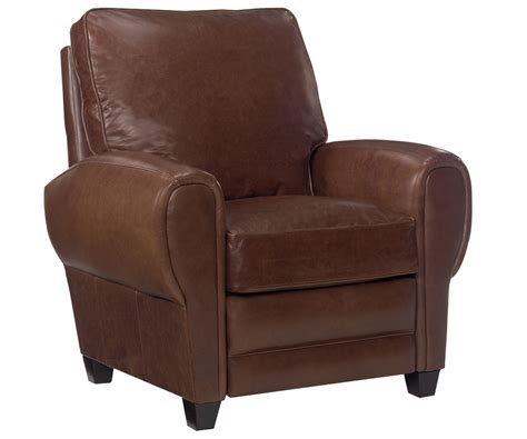 tall recliners tall back leather cigar chair recliner