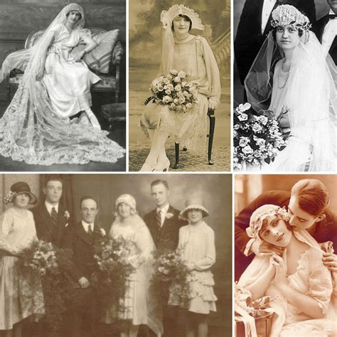 Wedding Hairstyles Through The Ages by Wedding Dresses Through The Ages Weddings By Lilly