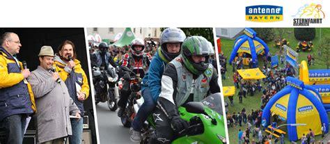Motorradtreffen Heute In Bayern by Fahrsicherheitstraining Motorrad Sternfahrt Antenne Bayern