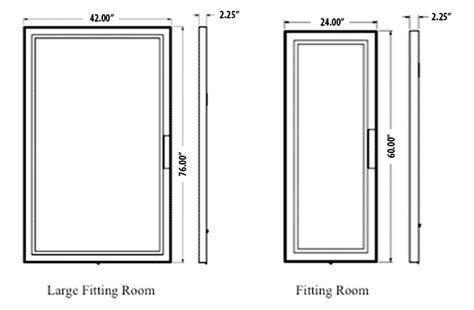 standard mirror sizes for bathrooms universalcouncil info