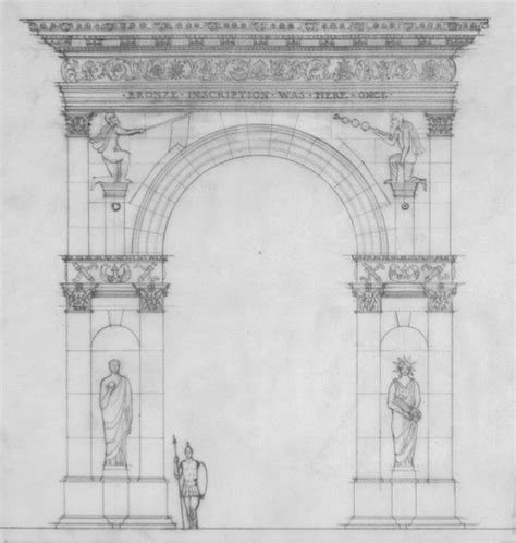 B Arch Sketches by Architectural Reconstruction Drawings Of Pisidian Antioch