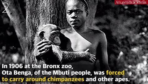 black zoo girls 13 shameful pictures of europeans placing african people